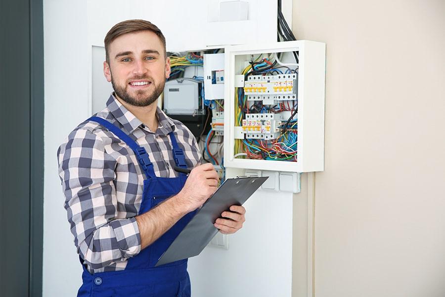 Travaux de mise aux normes électriques