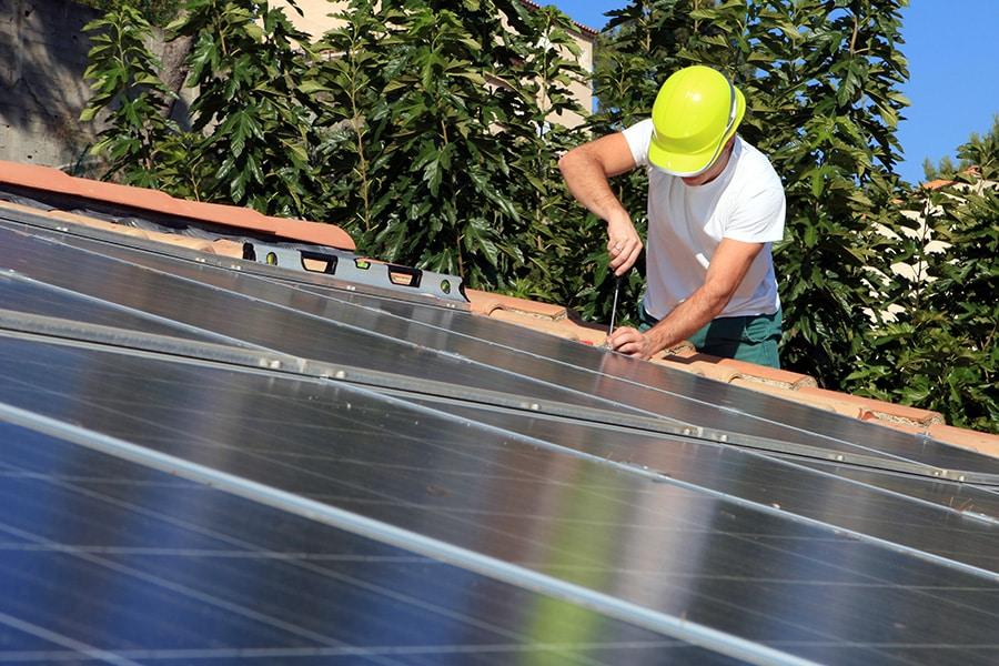 Coût d'entretien de panneau solaire
