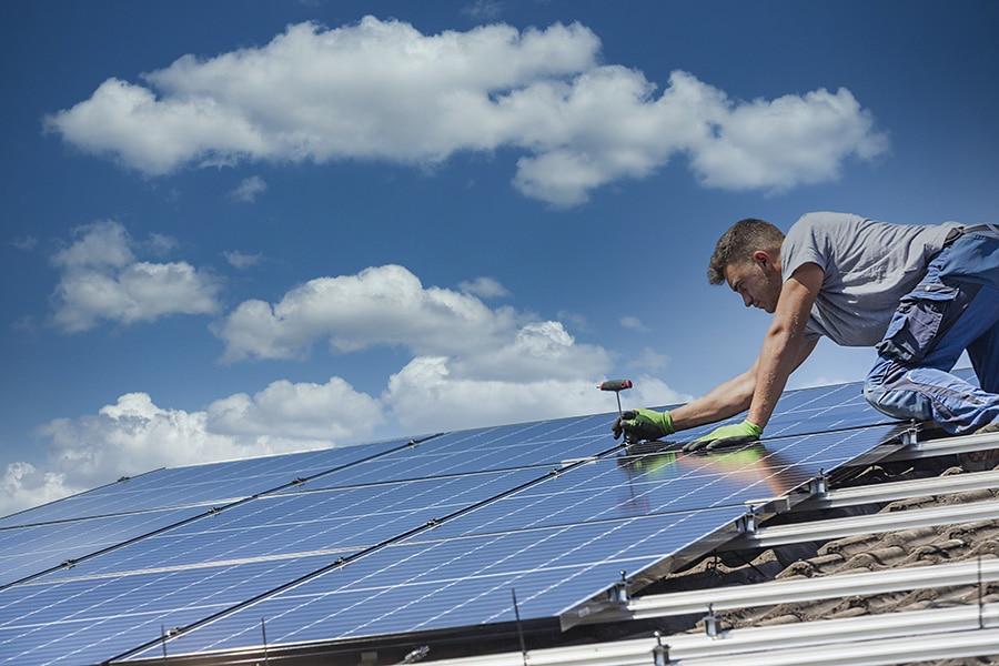 Tarif de pose d'un panneau solaire
