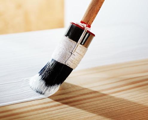 L'utilité d'une sous-couche peinture bois