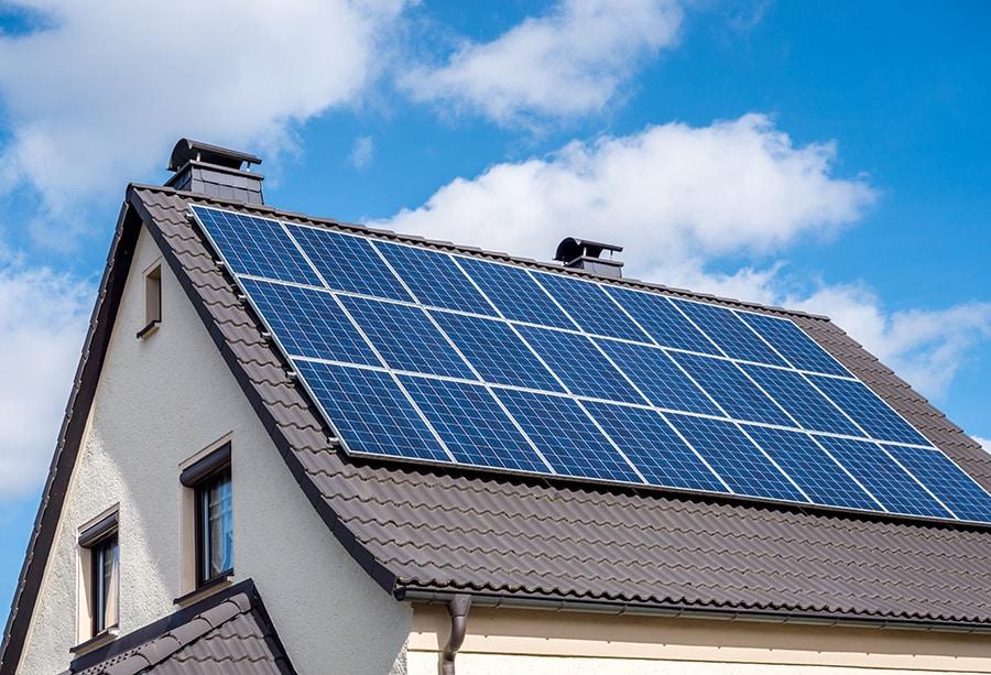 Coût de panneau solaire