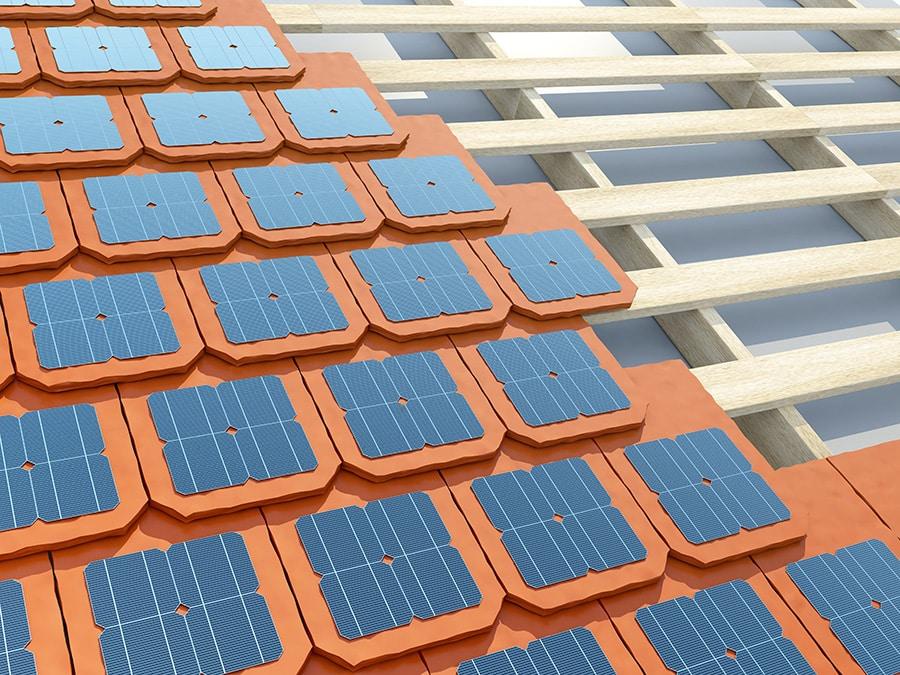 Prix de tuiles photovoltaïques