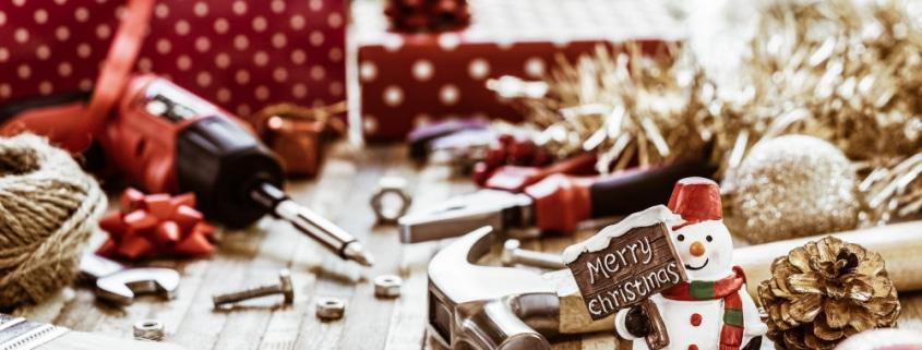Cadeaux pour les bricoleurs