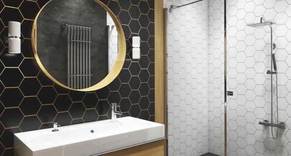 Salle de bain : comment choisir son revêtement mural ?
