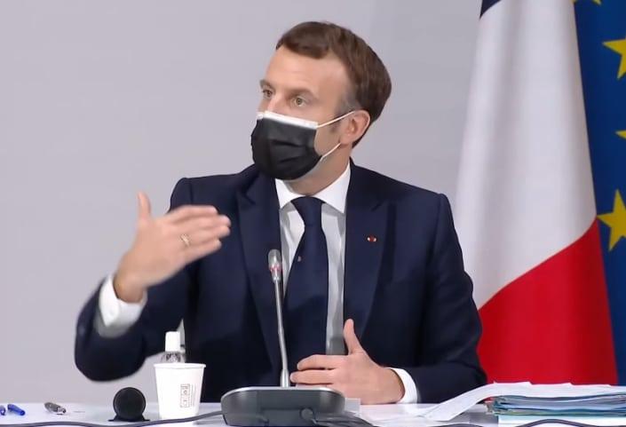 Macron et la rénovation globale