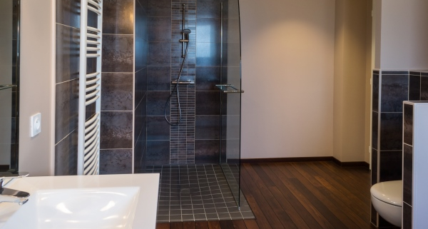 Prix d'une douche italienne