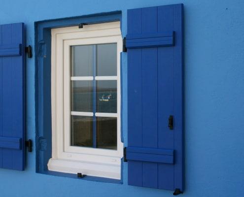 Conseils de choix de peinture pour volet bois extérieur