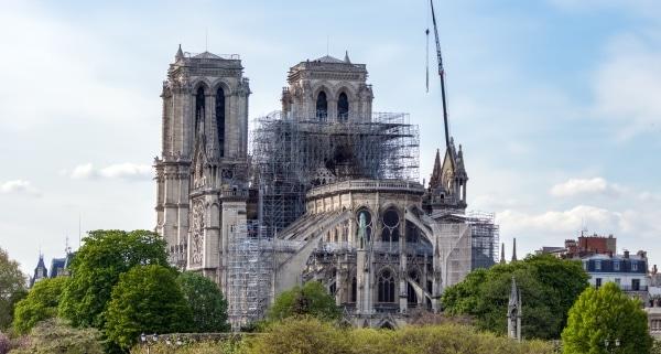 Rénovation de Notre Dame de Paris