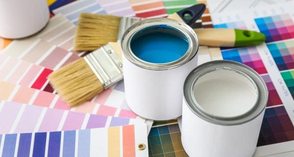 Techniques pour diluer une peinture