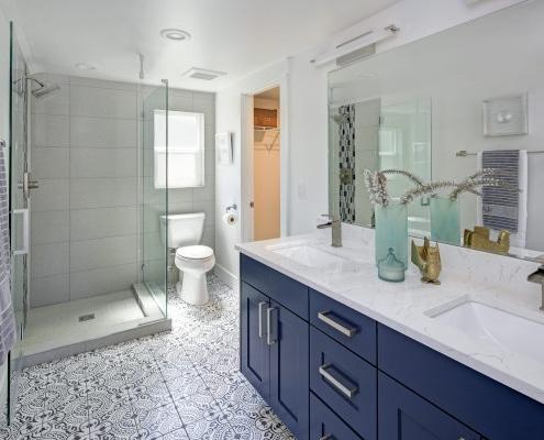 Conseils de choix d'un sol de salle de bain