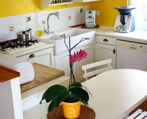 Réussir l'aménagement d'une petite cuisine