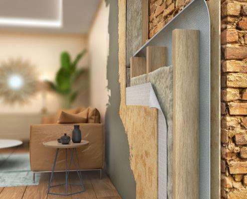 Conseils pour isoler un mur intérieur de l'humidité