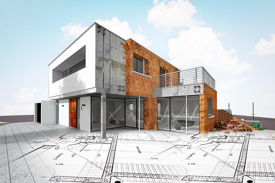 Devis de construction de maison individuelle neuve