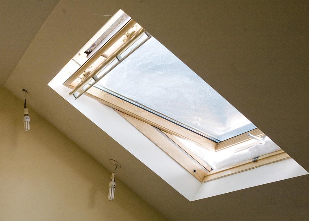 Devis de fenêtre de toit velux