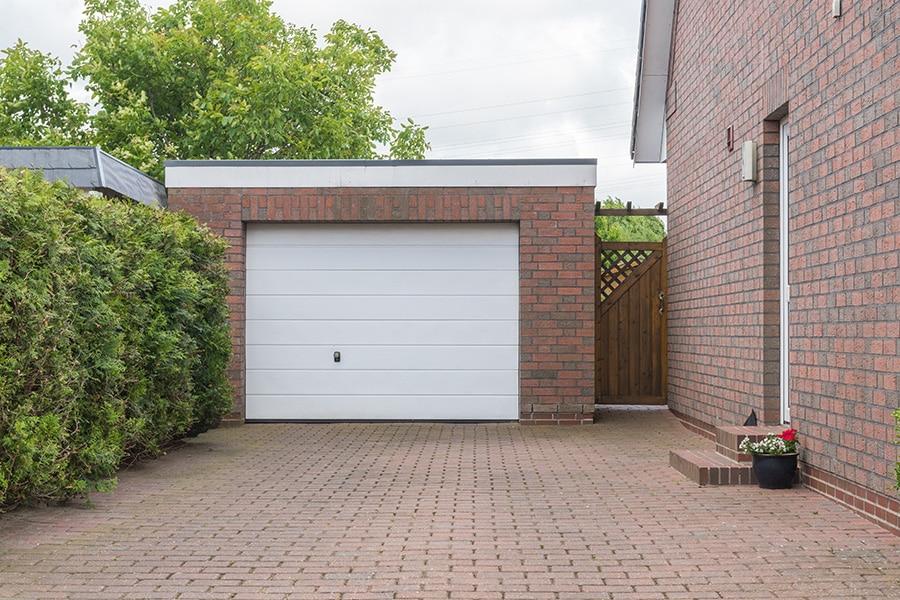 Coût de construction d'un garage hors sol