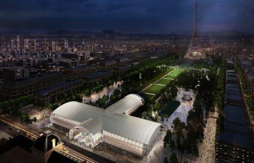 Le Grand Palais Ephémère