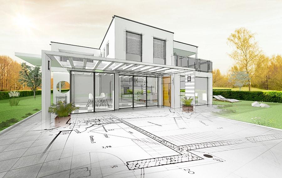 Prix d'une maison de 100 m2