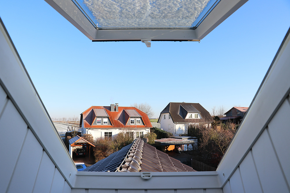 Prix de velux à ouverture sur balcon