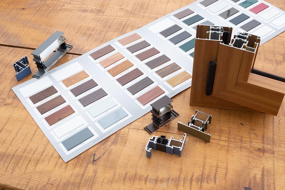 Coût d'une porte-fenêtre en bois et alu