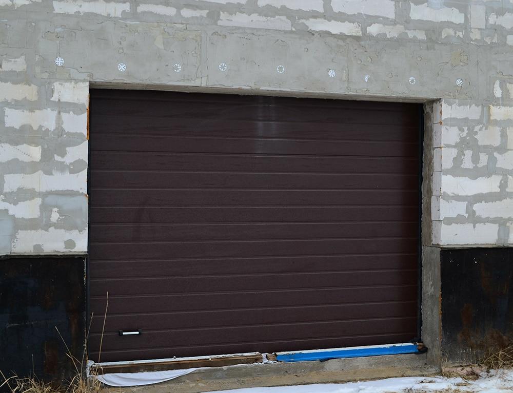 Coût de porte de garage en bois