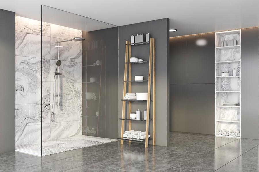 Devis d'installation de douche italienne