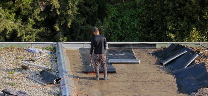 Conseils de choix d'isolant pour une toiture plate