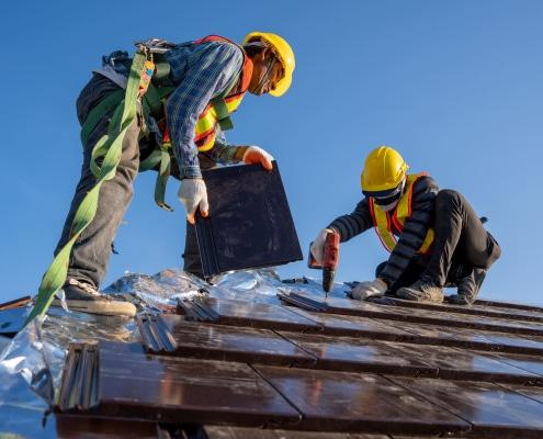 Le point sur la déclaration préalable des travaux de toiture