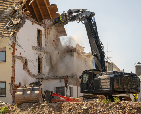Quel budget pour démolir une maison ?
