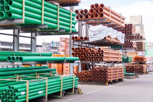 Hausse du prix des matériaux de construction
