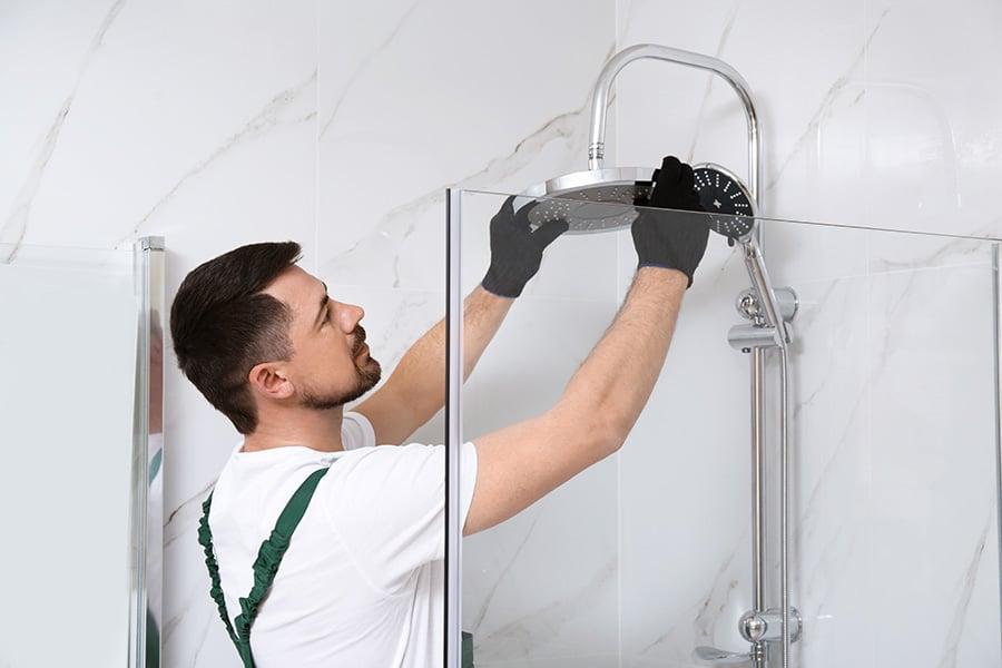Prix d'installation d'une douche italienne