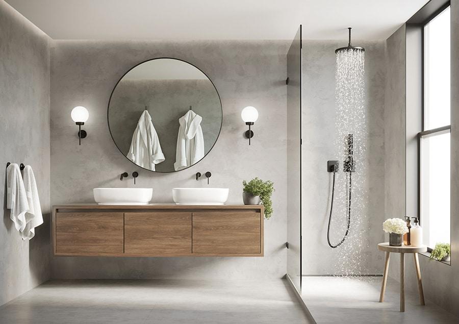 Coût d'installation de salle de bain