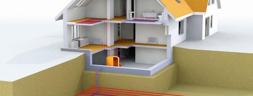installation d'une thermopompe
