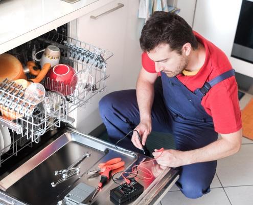 Conseils d'installation d'un lave-vaisselle