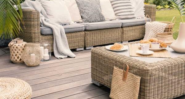 Idée décoration d'une terrasse