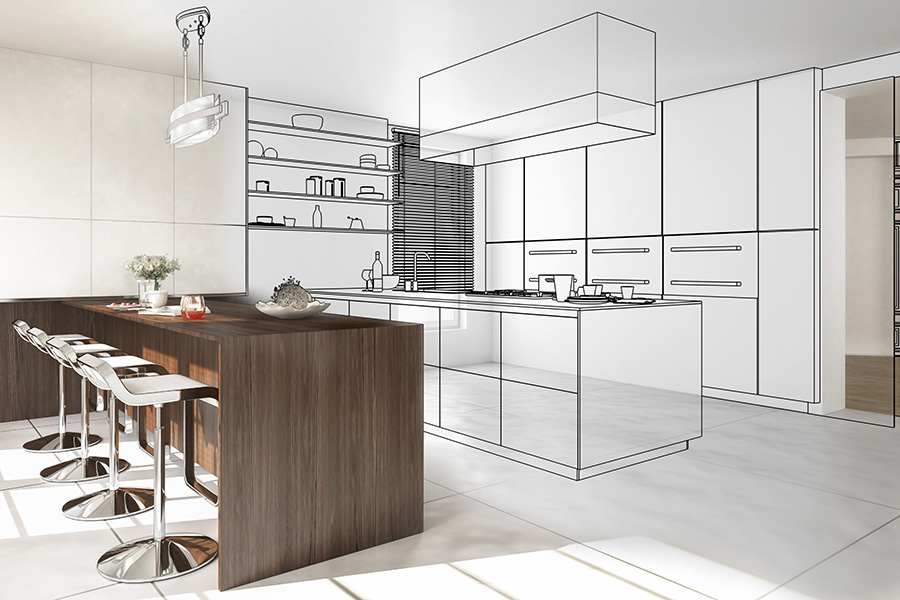 Coût de l'aménagement d'une cuisine