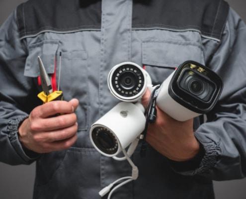 Conseils de choix d'un système de vidéosurveillance