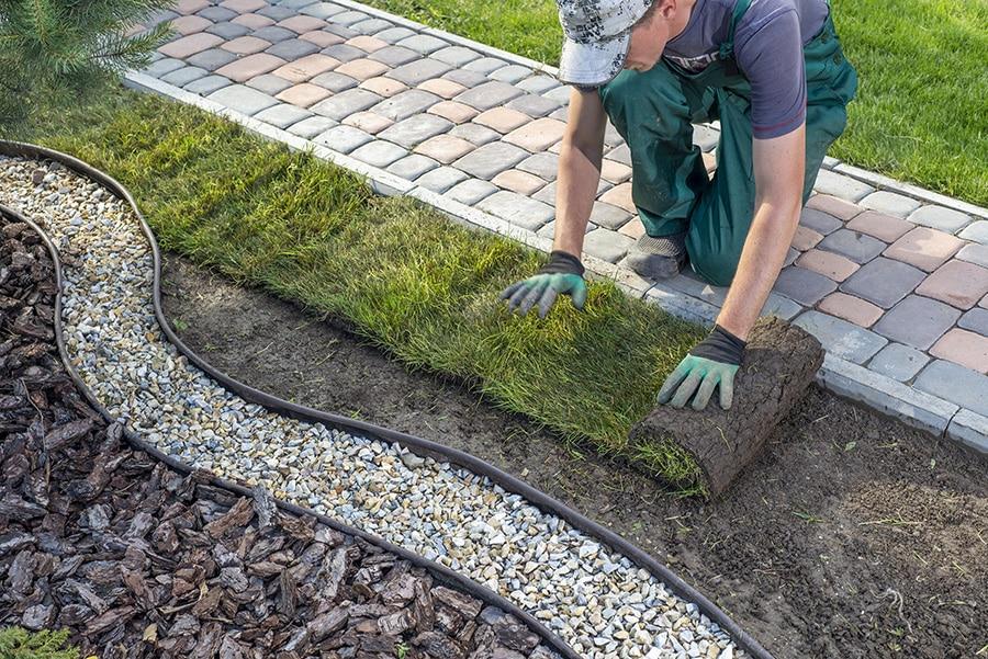 Tarif d'un jardinier paysagiste