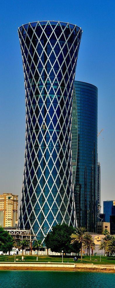 La Tour Tornado en Qatar