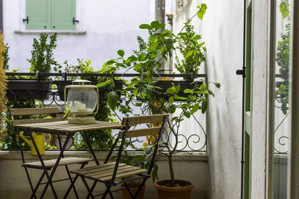Balcon vert