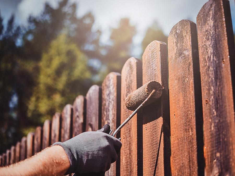 Prix d'un clôture en bois
