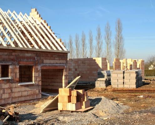 Quel est le prix de construction d'une maison ?