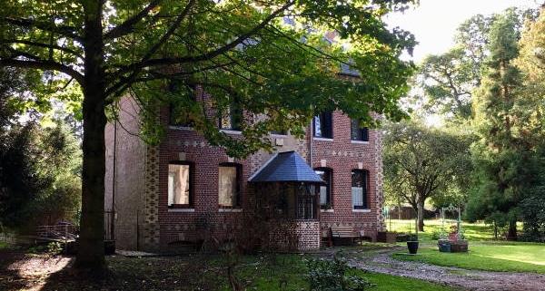 Maison construite en 1887