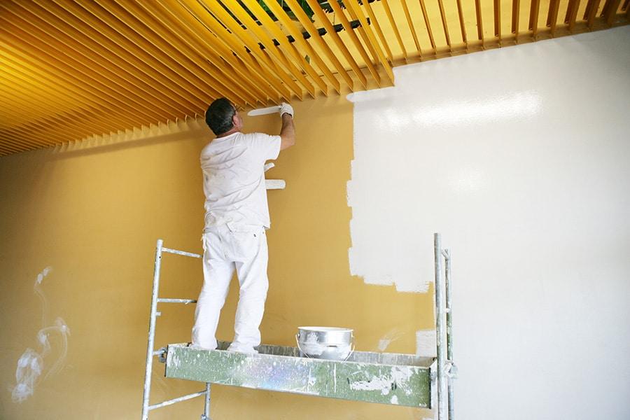 Tarif de peintre pour maison neuve