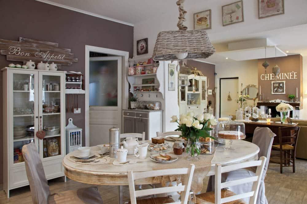 Salle à manger style provençal
