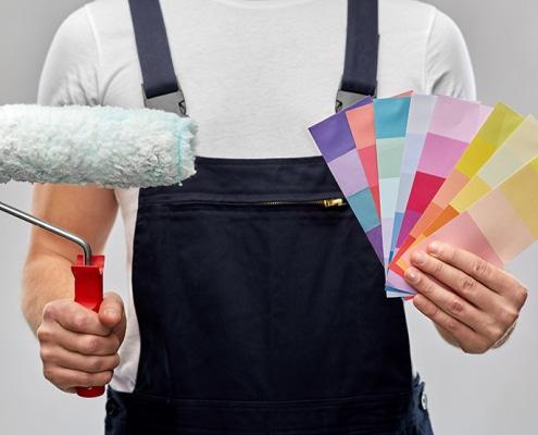 Tarif horaire d'un peintre