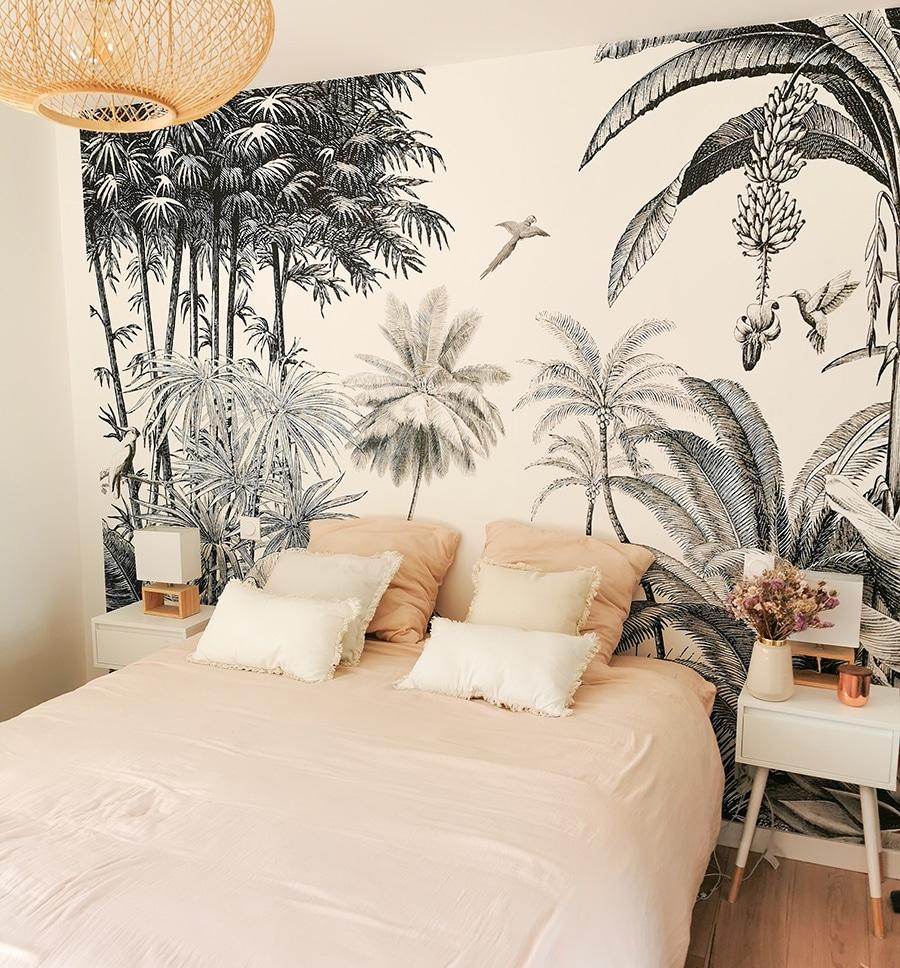 La décoration de la chambre de Céline