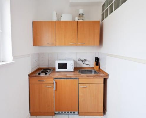 Conseils d'aménagement d'une petite cuisine ouverte