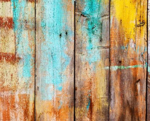Astuces pour enlever de la peinture sur du bois