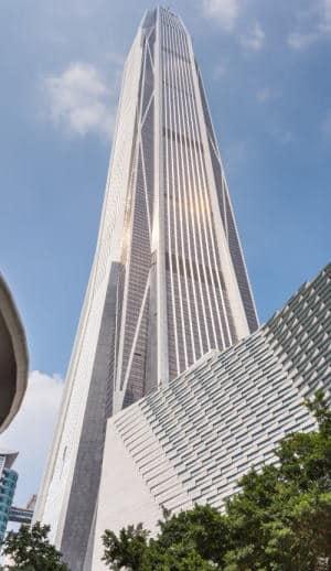 Ping An Finance Centre Tower