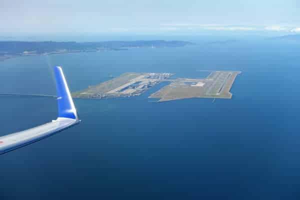 Aéroport international du Kansai